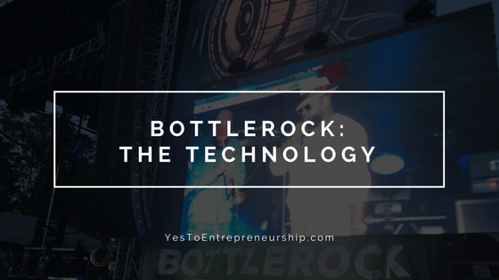 BottleRock: The technology