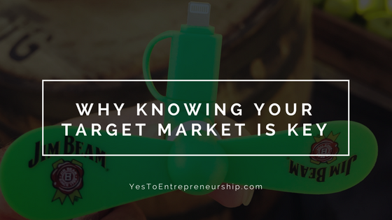 Why knowing your target market is key & here are a couple products to prove it