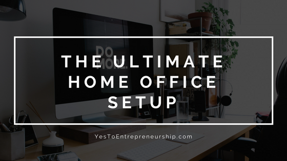 The ultimate home office setup