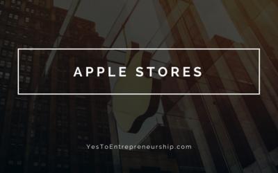 Apple Stores: The new Starbucks?