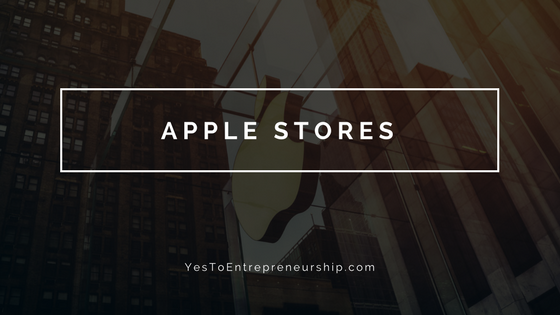 Apple Stores: The new Starbucks?
