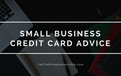Small business credit card advice