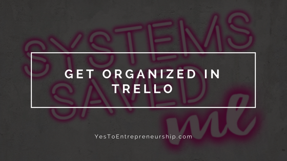 Learn how to get organized with Trello