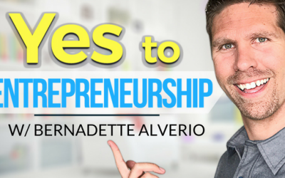 YTE 004: Taking a leap of faith and building that know, like, trust factor with Bernadette Alverio