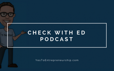 Check with Ed podcast