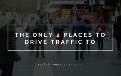 Increase your results by driving traffic to these 2 places