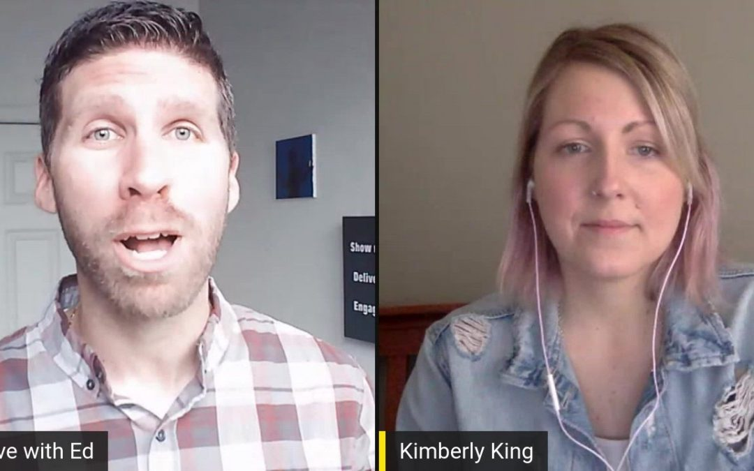 Kimberly King and Ed Troxell discuss marketing your business