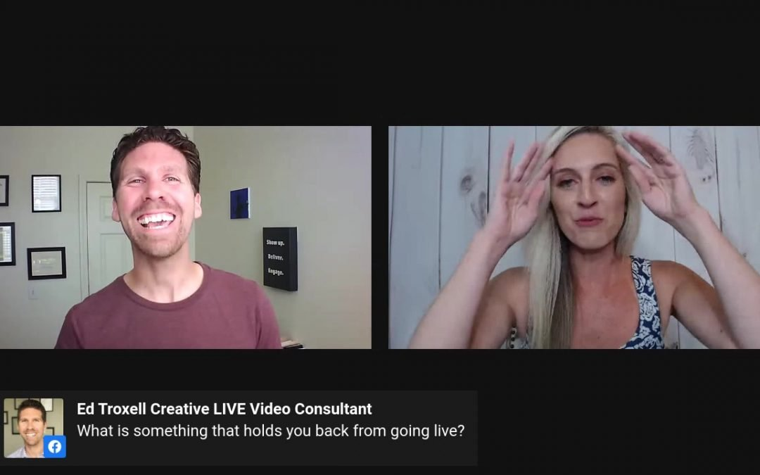 Scale your coaching business with Facebook Live video